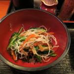めん坊 - 小鉢