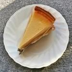 ニシムラファミリー - 料理写真:ベークドチーズ 302円