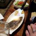 井の頭 汁べゑ - 名物炙り〆鯖