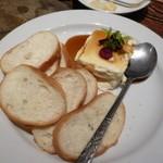 井の頭 汁べゑ - 出来たてチーズ豆腐