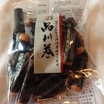 セブンイレブン - 料理写真:H.26.12.6.昼 品川巻 127円