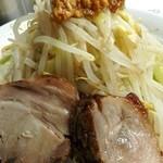 鶏とふじ - しょうゆふじ麺大盛 500g