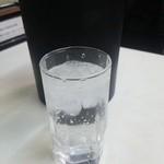 大貫本店 - 水とポット