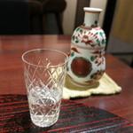 潤菜 どうしん - 日本酒1合1000円くらい。