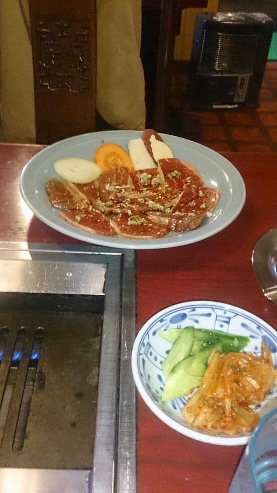 焼肉レストランやぶき亭