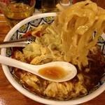 33276230 - スーラータンメン太麺