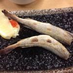 33276635 - 氷下魚(こまい)っていう魚