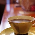 たいやき そら - セットのコーヒー