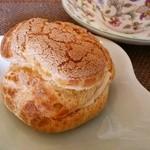 ケーキのミント -