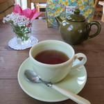 ハウス・オブ・ポタリー - ドリンク写真:紅茶