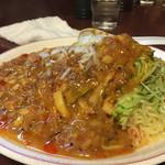 ラーメン天海 - ジャジャ麺