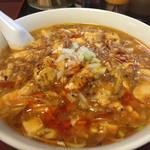 ラーメン天海 - 麻婆麺
