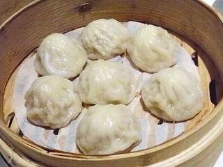 菜香新館 - ショウロンポウ