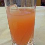 フローレット - グレープフルーツジュース