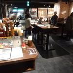 いきなり!ステーキ - 店内(立ち食い)