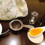 カフェ鎌倉 - 柚子紅茶