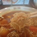 大衆食堂正広 - 麺リフト
