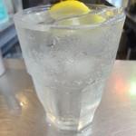 てっちゃん - レモンサワー