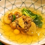 すっぽん鍋 鱧料理 三栄 - 冬三昧コース(すっぽん小鍋)