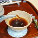 廚菓子くろぎ - コーヒー