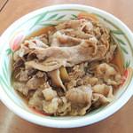 香川屋本店 - 肉皿