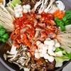 焼肉・韓国料理 民俗村 - 料理写真:プルコギタコ鍋