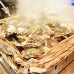 かき小屋フィーバー - 料理写真: