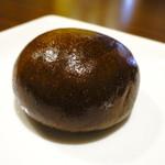 カフェ エニシ - かりんとう饅頭