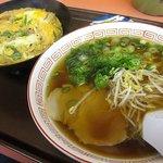 いごっそ - 親子丼セット750円