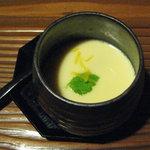 田楽 - 定食の茶碗蒸し