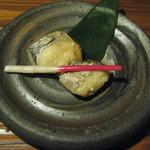田楽 - 太刀魚塩焼き