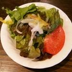 マーレマーレ - Aセットのサラダ