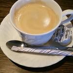 マーレマーレ - Aセットのホットコーヒー