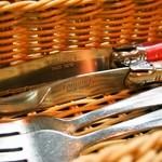 大西亭 - ラギオールのナイフ