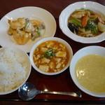 中国料理 青冥 - 祇園ランチ