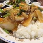 33296781 - 中華丼セット 880円
