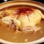 韓ごはん ぶーたん - 参鶏湯(要予約)