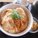 ことぶき寿司 - カツ丼
