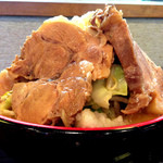 雷 - セカンドインパクト野菜マシ肉1.5増し
