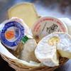 ナチュラルチーズ3種盛り合わせ