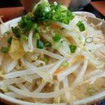 みそ伝 - 料理写真:野菜みそラーメン(690円)