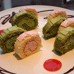 日比谷Bar - ロールケーキ