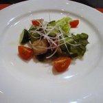 鉄板焼 AC 広尾 - 海鮮サラダ