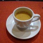 鉄板焼 AC 広尾 - サツマイモのスープ