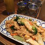 タイ料理レストラン ラナハーン - パッタイ