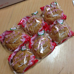 銀座コージーコーナー - 2014.12 ジャンボシュークリーム ¥126(税込)×6ヶ