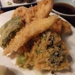 登良屋 - 天ぷら定食