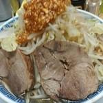 鶏とふじ - ニボふじ麺大盛500g