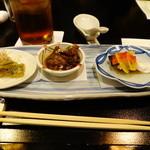 赤坂 津つ井 - 旬の前菜盛り合わせ