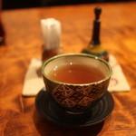 志蕎庵 江月 - お茶